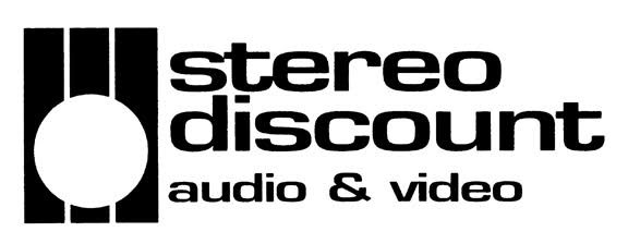 stereo discount